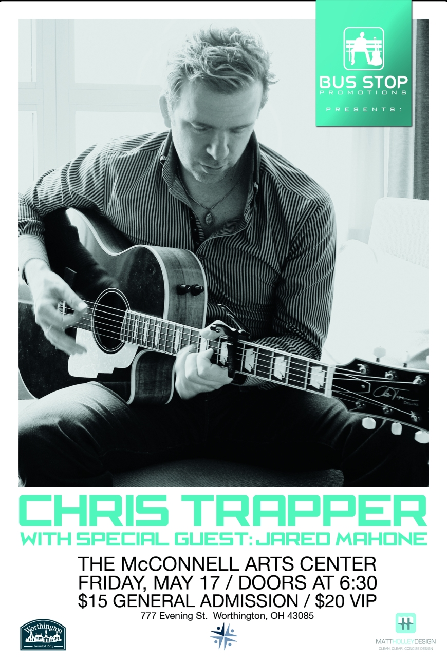Chris Trapper Performance and Songwriting Clinic